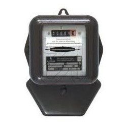KWH meter 3-fase 10/60A 380Volt